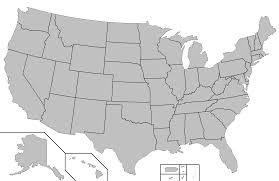 Large Map Of Usa by Map Of Us States Not Labeled 78 Large Image With Map Of Us States