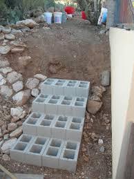 dirt rocks stairs gardens garden ideas and retaining walls