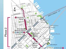 Street Map San Francisco by Mapping 31 Building Projects Changing The Face Of Soma