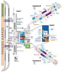 Chicago Ord Terminal Map by Bangkok Airport Terminal Map Pdf My Blog