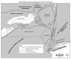 New York State Map by Locating Positions In Nys U2014 Mr Mulroy U0027s Earth Science