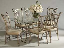 Metal Dining Room Chair Awesome Iron Dining Room Chairs Contemporary Home Design Ideas