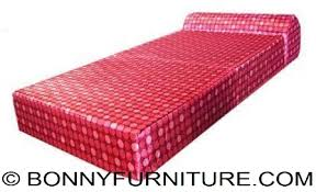 Pink Sofa Bed by Neo Sofa Bed Uratex Bonny Furniture