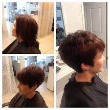 short haircuts for frizzy curly hair cute short hair make over perfect cut for thick coarse hair