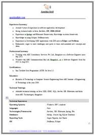 Resume Examples  Top    Resume Samples  resume samples with career     Example Resume And Cover Letter   ipnodns ru