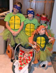 Halloween Ninja Turtle Costume Diy Girls U0027 Ninja Turtle Costumes Tutus Ninja Turtle