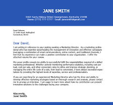 Example Of A Cover Letter For Job Applications Cover Letter Cover Letter  Templates
