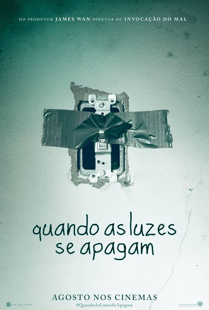 Quando as luzes se apagam (Lights Out) - 2016
