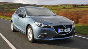 mazda 3 review top gear