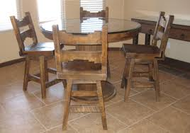 Dining Table Set Traditional Dining Room Rustic Wood Farm Style Dining Room Tables Focus