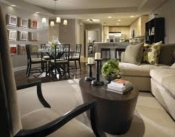 Interior Design For Small Spaces Living Room And Kitchen Open Dining Room Decorating Dining Room Dining Room Decorating