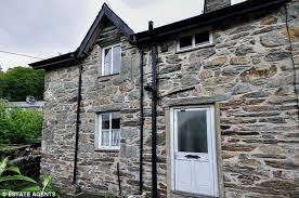 How rental property can still be a good investment if you do it     GWYNEDD  Auction properties are often cheaper   such as this one bedroom cottage in