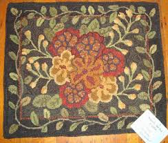 Fruit Rugs Saundra Of Woodland Junction Back To The Cape May Rug Show