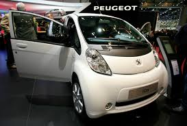 peugeot electric car peugeot ion 01 jpg