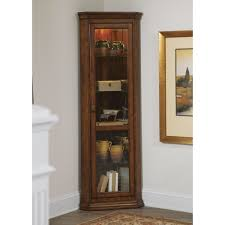 Kitchen China Cabinets Stunning Lighted Corner Curio Cabinet U2014 Home And Space Decor
