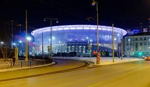 Central Stadium of Yekaterinburg