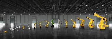 industrial robots for smarter automation