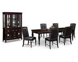 Black And White Dining Room Chairs Shop Dining Room Collections American Signature Furniture