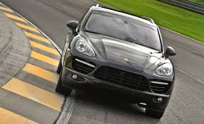 Porsche Cayenne Towing Capacity - 2011 porsche cayenne s turbo hybrid first drive review