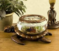 Home Made Decoration by Fish Tank Interiorsome Turtle Tank Ideas Diy Homemade Decoration