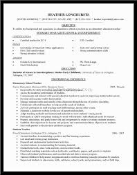 Retail Professional Summary Resume Professional Overview