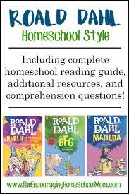 roald dahl homeschool style including complete homeschool