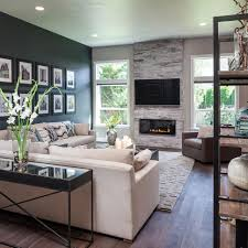 Living Room Wall Photo Ideas Why This Room Works Living Room Ideas Room Ideas And Living Rooms