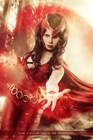 scarlet witch costume comics fan cosplay friday this scarlet witch cosplay places you under