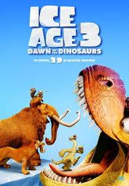 Era de Hielo 3: El origen de los dinosaurios (2009) [Latino]