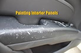 painting interior panels part 1 nissan 350z youtube