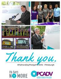 The First State Domestic Violence Coalition  The Pennsylvania      Thank you