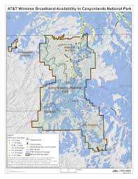 Canyonlands National Park Map June 2012 Map Of The Month National Parks Utah Broadband