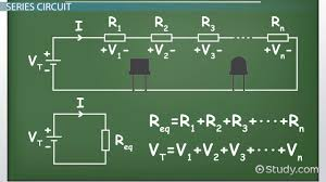 what is a series circuit definition u0026 example video u0026 lesson