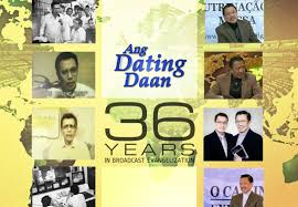 Ang Dating Daan  The Old Path  marks   th year in religious     Tech the Truth   WordPress com Ang Dating Daan  The Old Path  marks   th year in religious broadcasting
