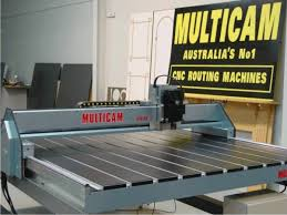 aus multicam cnc routing machines woodworking machinery flat bed