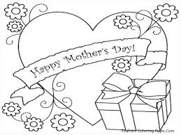 mothers day coloring page 544450 coloring pages for free 2015