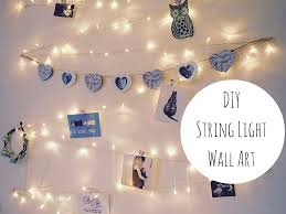 how you can use string lights to make your bedroom look dreamy and