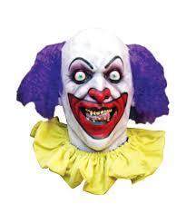 Clowns Halloween Costumes Lust Clown Mask Men Halloween Costumes