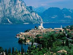 Como Italy Map by Lake Como Mountain7 Com