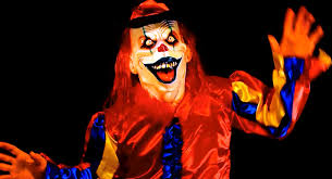 crazy cracky killer clown halloween costume and latex mask youtube