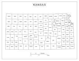 Blank Us Map Pdf by Kansas Printable Map U2013 2017 Printable Calendar