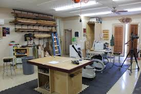 How Many Square Feet Is A 1 Car Garage 12 Shop Layout Tips The Wood Whisperer