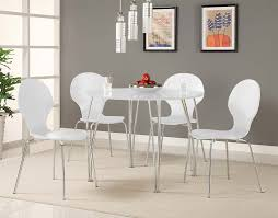 Discount Dining Room Sets Free Shipping by Amazon Com Novogratz Shell Bentwood Chair With Silver Chrome