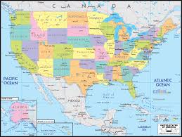 Big Map Of The United States by Detailed Clear Large Map Of United States Of America Ezilon Maps