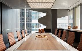 interior design blog home decor interior design conference table eames chair brass tray corporate interiors office ideas commercial