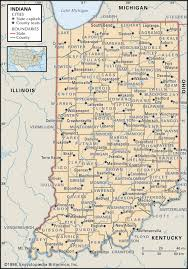 County Map Of Colorado State And County Maps Of Indiana