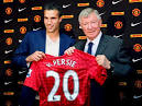 Manchester United Confirm Robin Bvan Persie B Signing In Time For B B