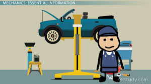 what does it take to be a mechanic