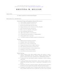 Education Resume Objective  education resume objective  teacher