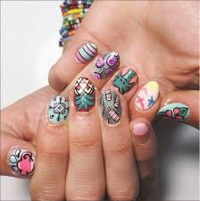 french nail artist wows with nail art style nails magazine